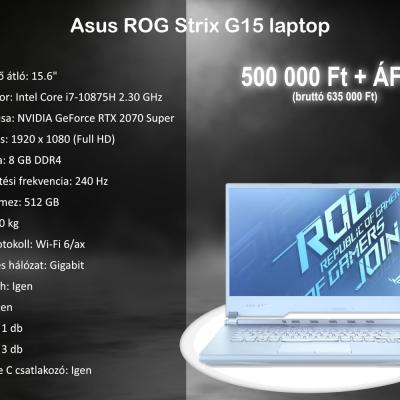 Asus Rog Strix G15 Laptop