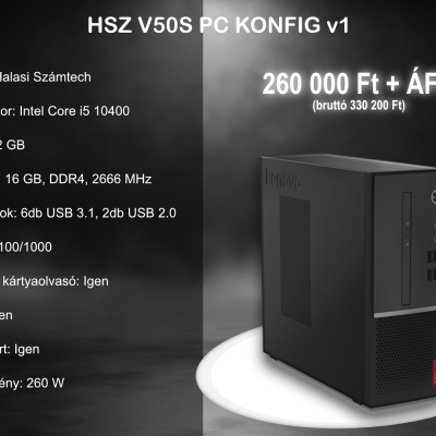 HSZ V50S PC Konfig V1